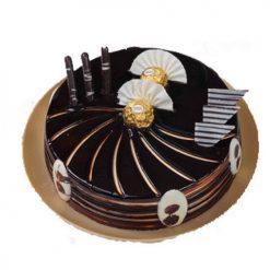 1 kg Chocolate Ferrero Rocher Cake