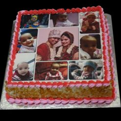 Edible Photo Cake