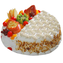 Mix Fruits Cake