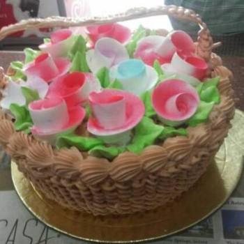 1kg Basket Cake