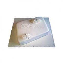 Rectangle Shape Cake
