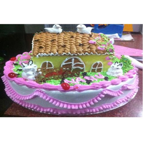 Dream Home Cake