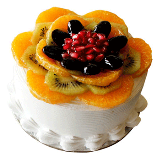 Cake Ideas With Fresh Fruit