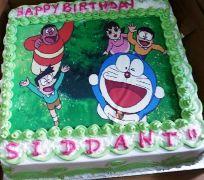 Doreman Photo cake