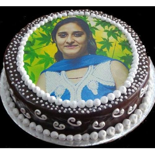 Buy Birthday Cake For Mom Photo Cake For Mom Yummycake