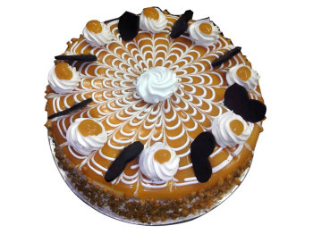 ButterScotch cake