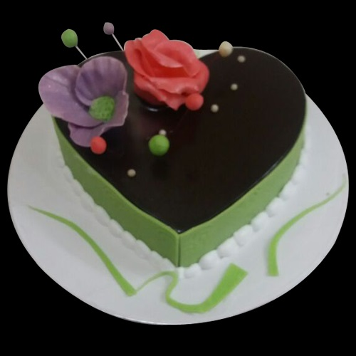 Chocolate Truffle Birthday Cake Online Best Design Yummycake
