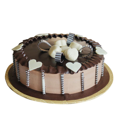 Cake Designs Half Kg : Order for 1 kg Chocolate Cake From Yummycake at Best Price.