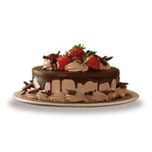 Birthday Strawberry Cakes