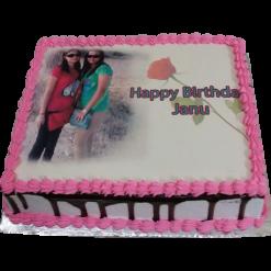 1 kg Photo Cake