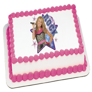 Personalized Photo Cake