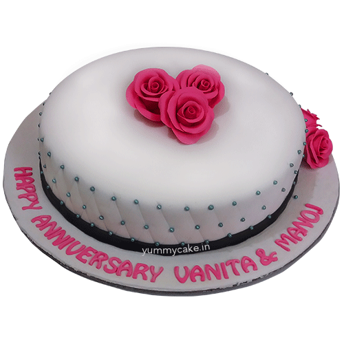Fabulous Fondant Cake Online At Low Price Best Designs Yummycake Funny Birthday Cards Online Sheoxdamsfinfo
