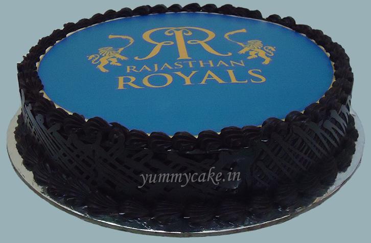 Yummycake - IPL Photo cake
