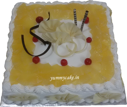 Pineapple Cake 2Kg