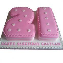 Dual Number Cake
