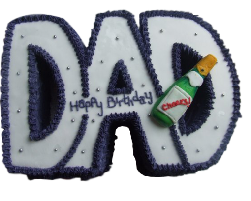 Cake For Dad