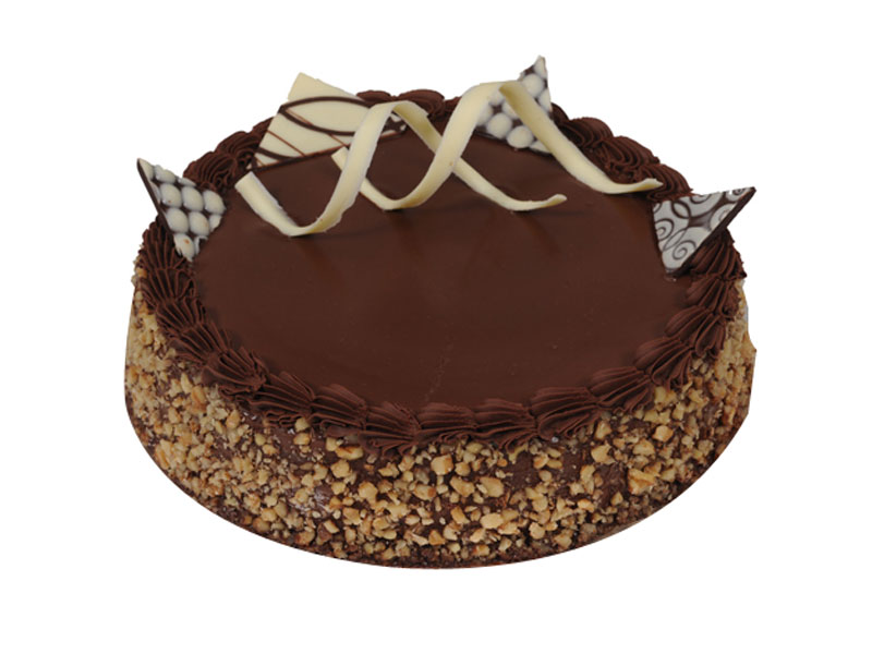 Cake With Photo Monginis : Order Eggless Chocolate Walnut Cake From Yummycake at Best ...