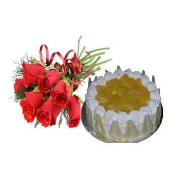 Combo Cakes Pineapple