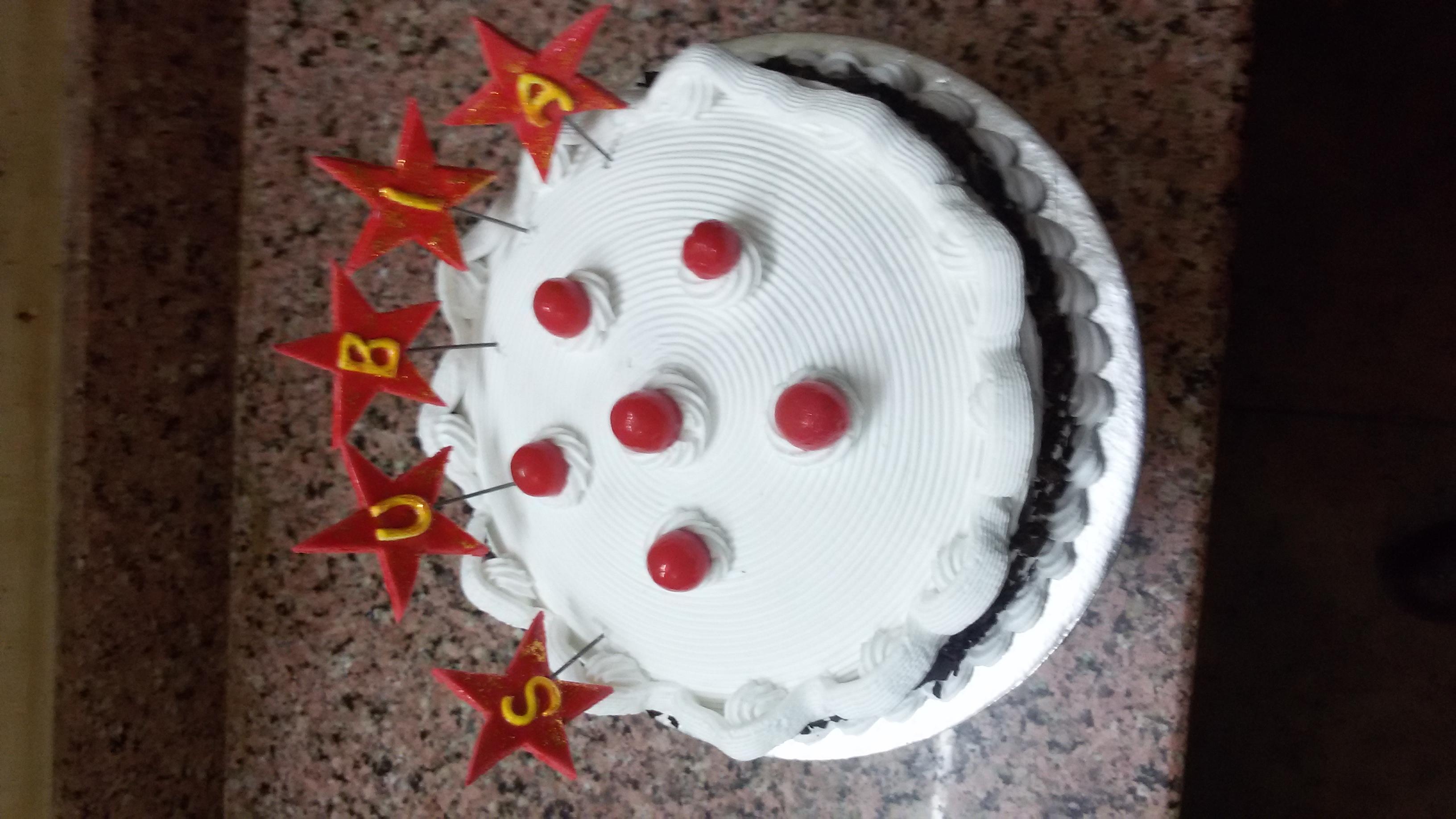Buy Black Forest Birthday Cake Online Yummycake