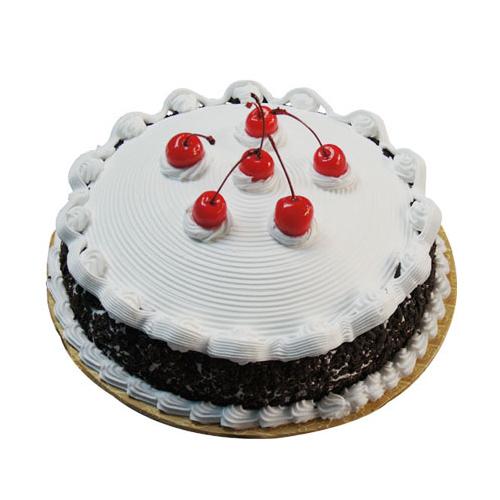 Black Forest Birthday Cake