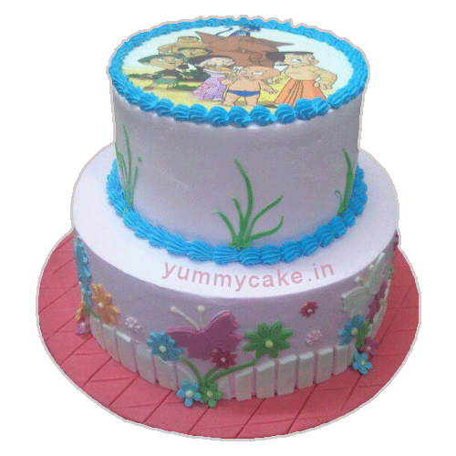 Birthday Cake Images Chota Bheem ~ Chota bheem birthday cake price free shipping delhi within hrs