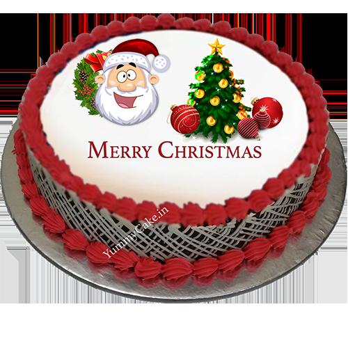 Online Christmas cake