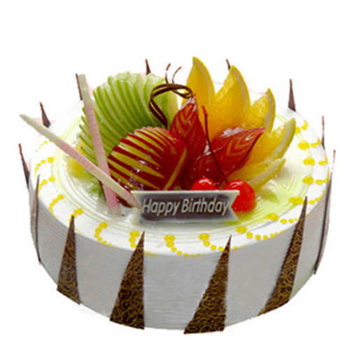 Buy Fruit Cake Online For Birthday