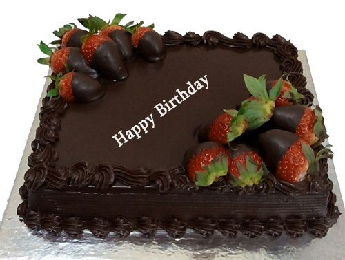 Buy Chocolate Strawberry Cake Online