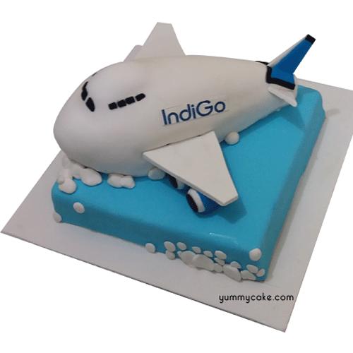 Aeroplane Cake Aeroplane Birthday Cake Airplane Cake YummyCake