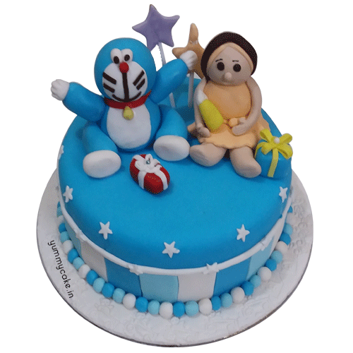 Baby Birthday Cake Design