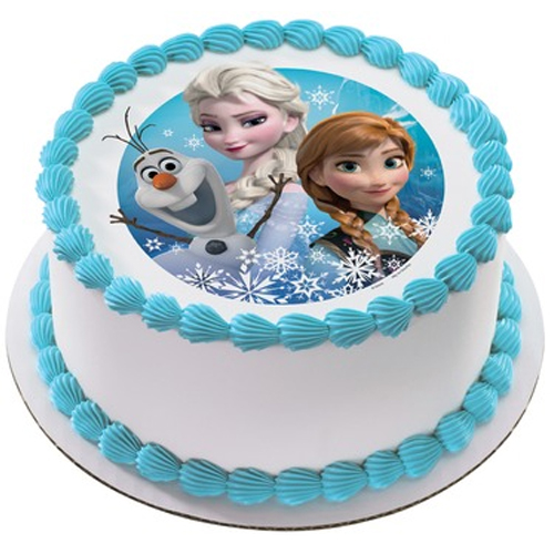 Order For Frozen Birthday Cake From Yummycake