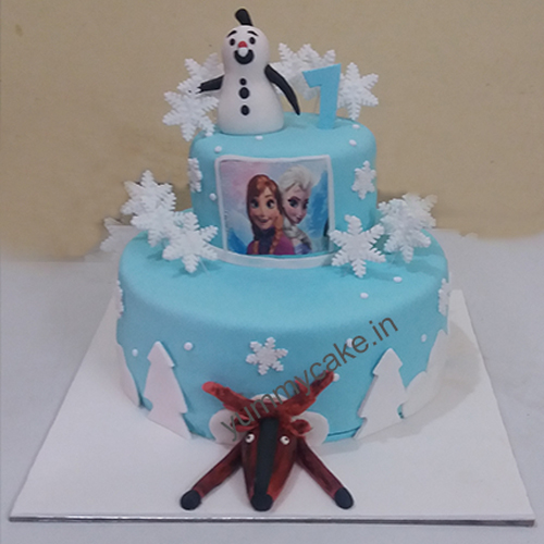 Home / Cartoon Cake / Frozen Cake