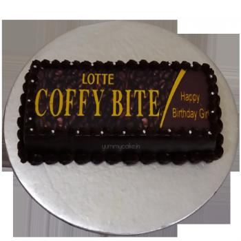 Coffy Bite Photo Cakes