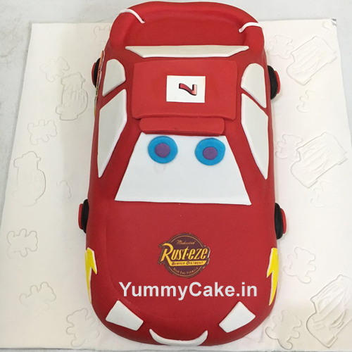 Birthday Car Cake Online Free Home Delivery Yummycake