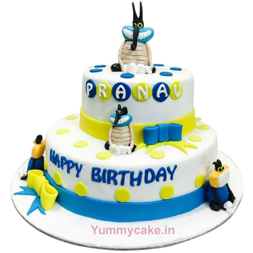 Oggy Birthday Cake Online | Best Design | YummyCake