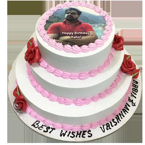 Photo Birtdhay Cake