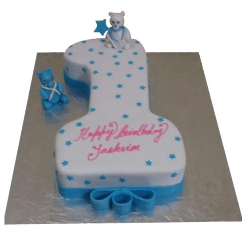 First Birthday Cakes Online Best Design Yummycake