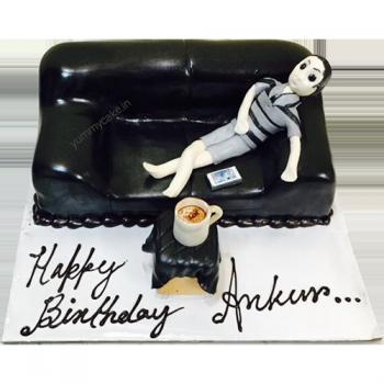 Birthday Cake for Boyfriend