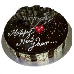 Top 10 Happy New Year Cake
