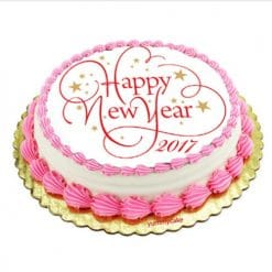new year cake online