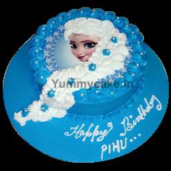 Disney Birthday Cakes
