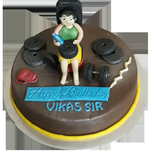 Happy Birthday Cake For Boy