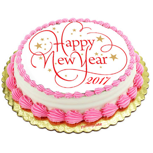 Order For New Year Cake From Yummycake at Best Price