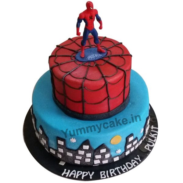 Cartoon Birthday Cakes For Kids