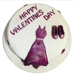 Valentine Cake for Girls