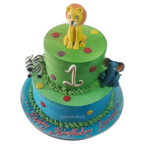 1st Birthday Cakes For Boys Online