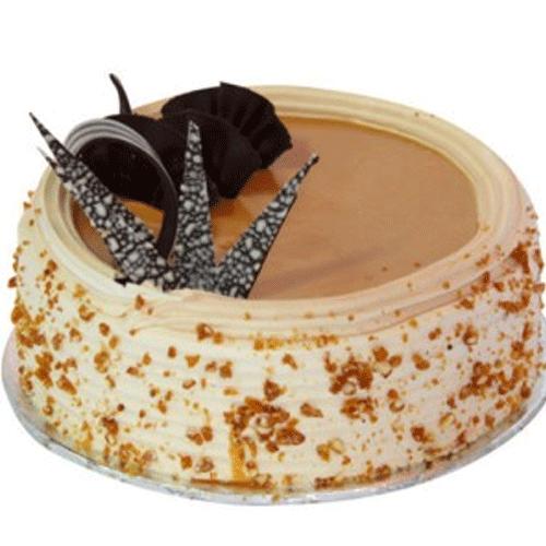 Butterscotch-cake-yummycake