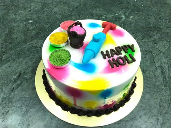 Let's Make Holi More Special with YummyCake