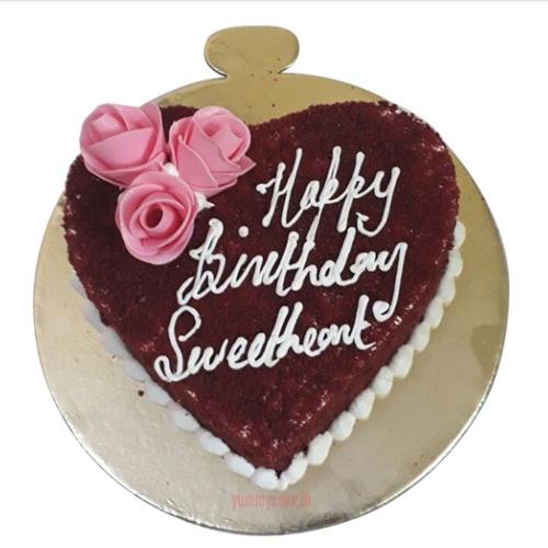 Red Velvet Cake Red Velvet Cakes Online Delhi Yummycake