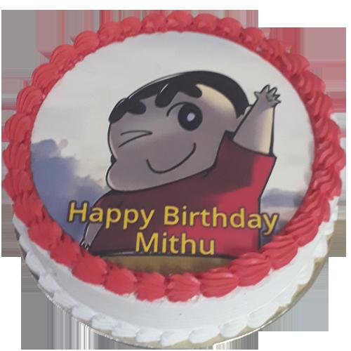 shinchan cake shinchan birthday cake shinchan cake design